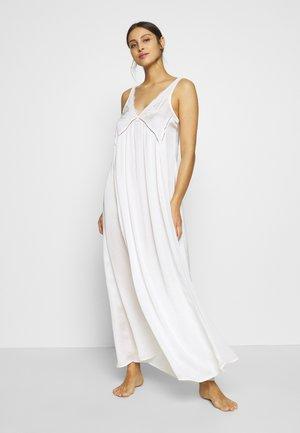 LONG NIGHTDRESS - Noční košile - white
