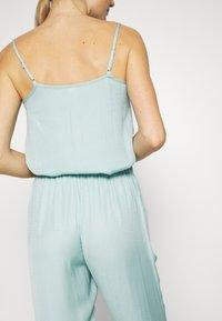 Women Secret - SET - Pyžamová sada - dusty turquoise - 5