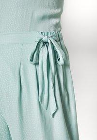 Women Secret - SET - Pyžamová sada - dusty turquoise - 7