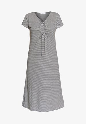 SHORT SLEEVES MEDIUM NIGHTDRESS - Nattskjorte - multi-coloured