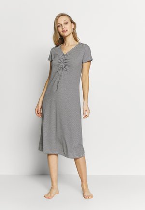 SHORT SLEEVES MEDIUM NIGHTDRESS - Negligé - multi-coloured