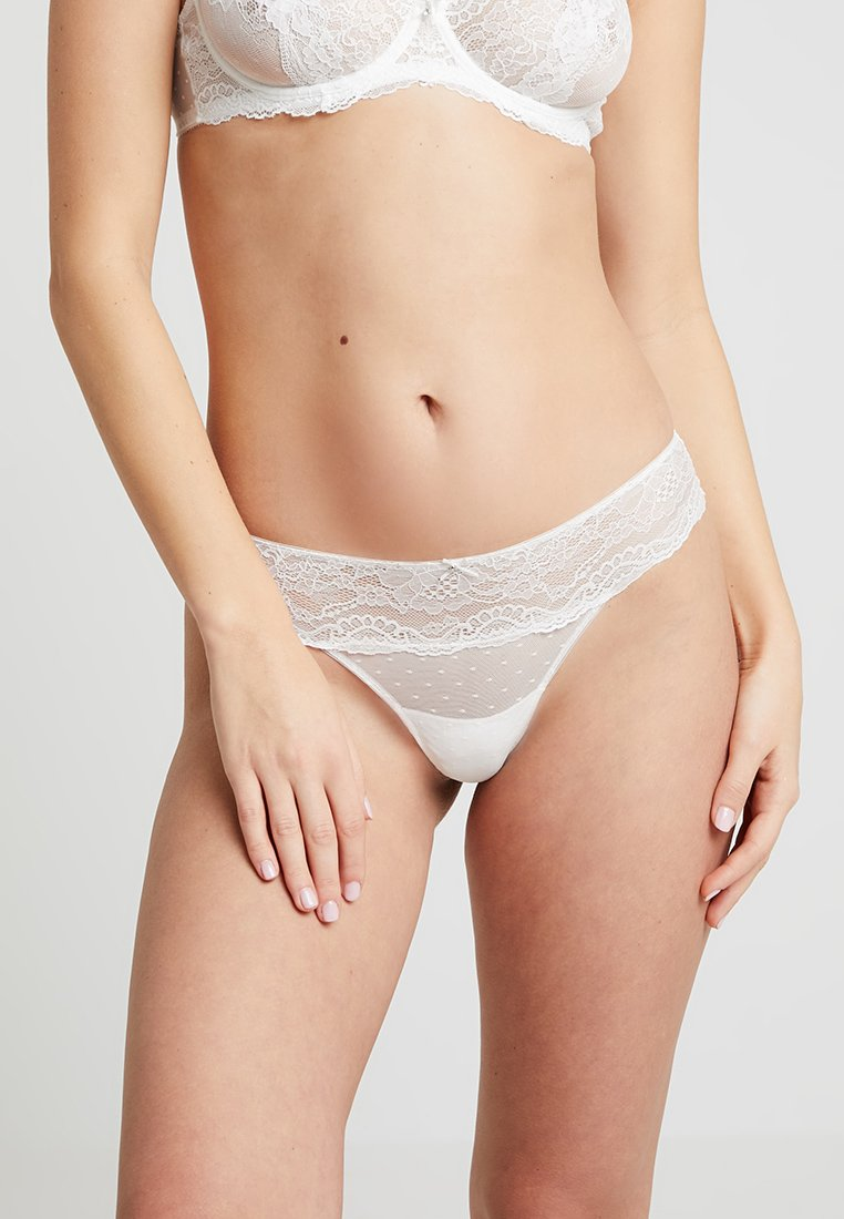 Women Secret - String - off white standard