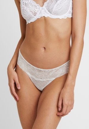 THONG - String - off white standard