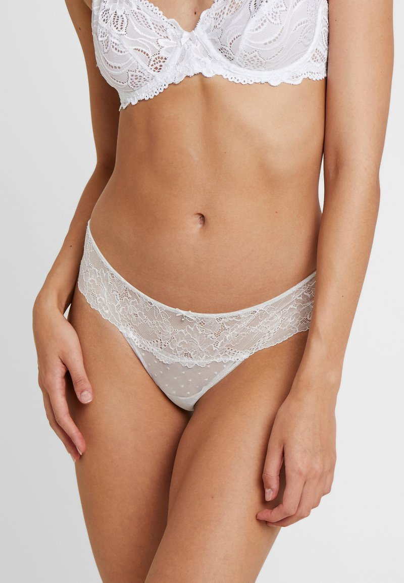 Women Secret - THONG - G-strenge - off white standard