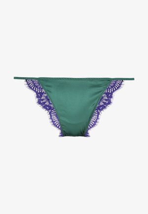 BRASILIEN BRIEF - Kalhotky/slipy - liquid green