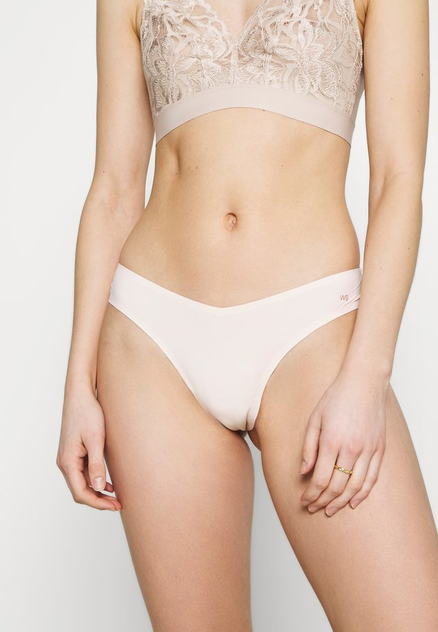 BRASILIEN BRIEF - Underbukse - cloud pink
