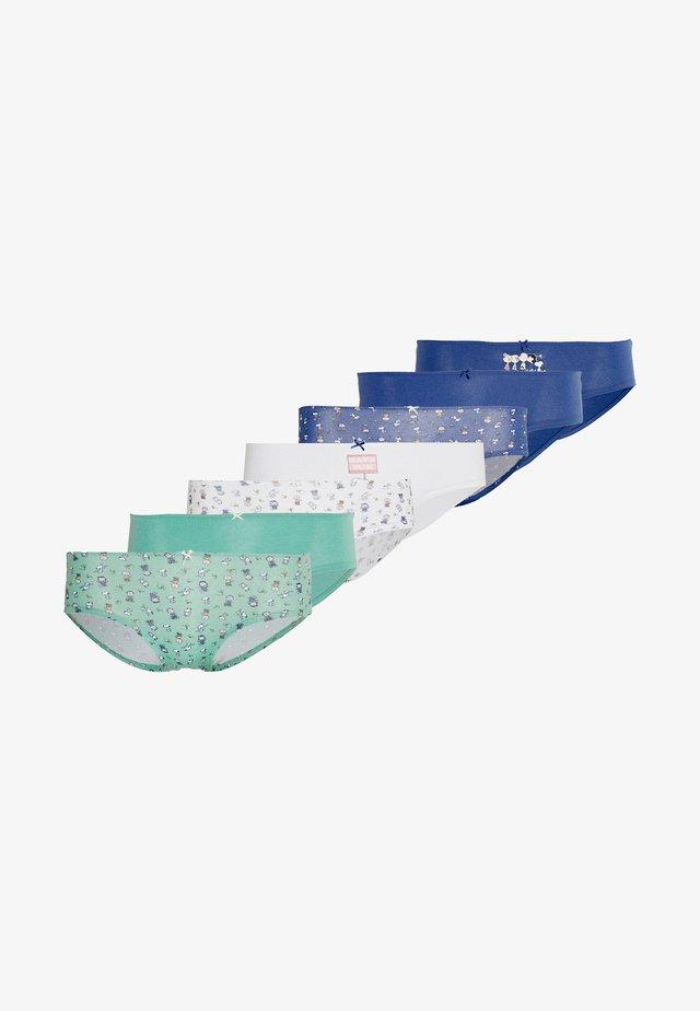 WIDE BRIEF 7 PACK - Underbukse - green