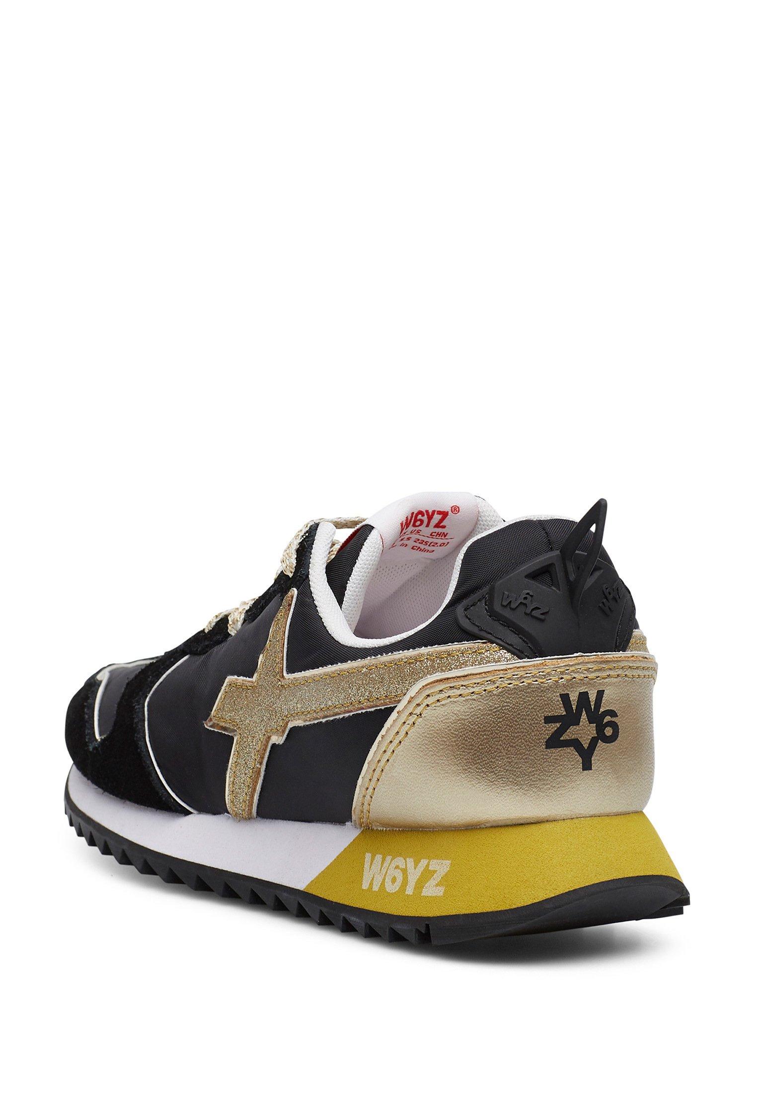 W6yz Jet-w - Baskets Basses Gold