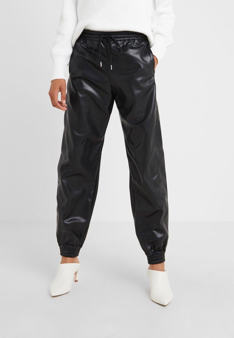Sportmax Code - SOSPIRO - Pantalones deportivos - schwarz