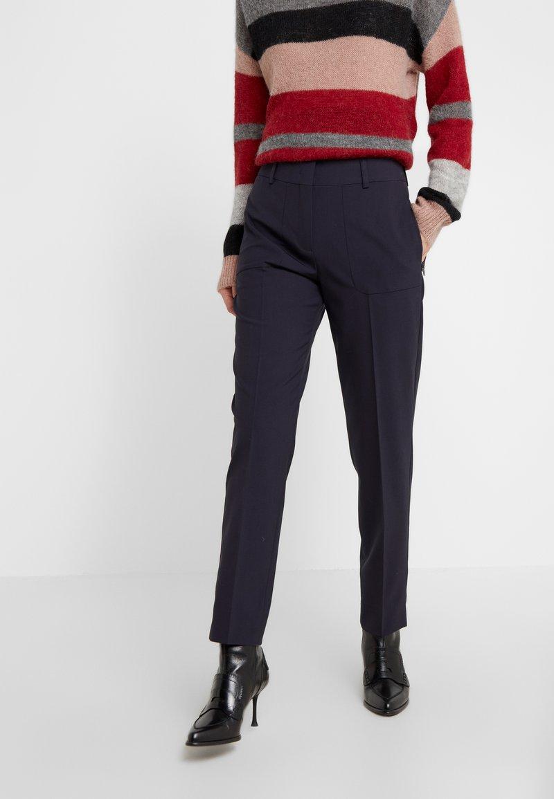 Sportmax Code - OSIMO - Kalhoty - blau