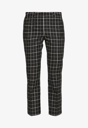 TALAMO - Trousers - schwarz