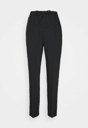 GARBO - Trousers - schwarz