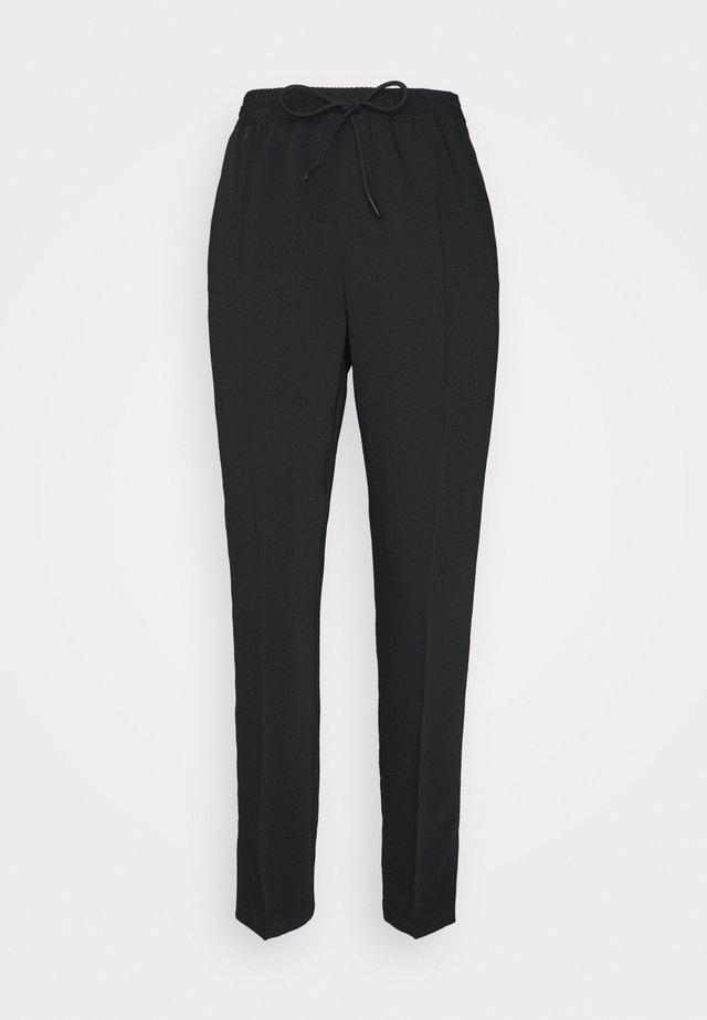GARBO - Pantaloni - schwarz