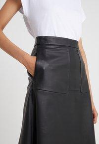 Sportmax Code - LAMBERT - A-line skirt - schwarz - 5