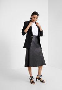 Sportmax Code - LAMBERT - A-line skirt - schwarz - 1