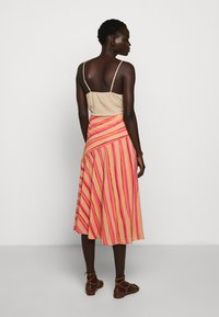 Sportmax Code - ROMANA - A-line skirt - puder - 2