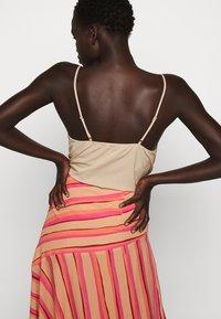 Sportmax Code - ROMANA - A-line skirt - puder - 4