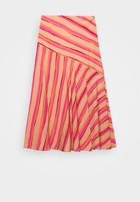 Sportmax Code - ROMANA - A-line skirt - puder - 6