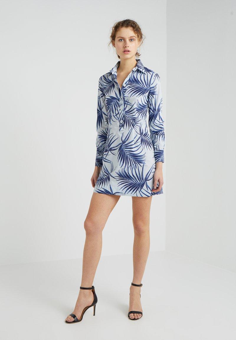 Sportmax Code - UDITO - Shirt dress - ultramarine