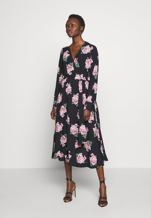 AGO - Vestito elegante - schwarz