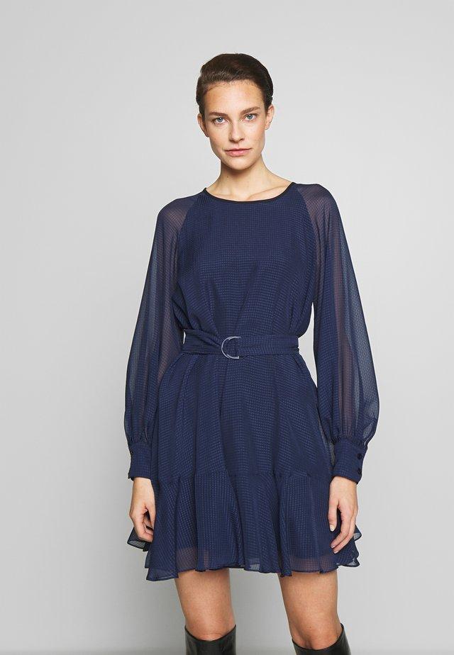 MANOLO - Cocktailklänning - blau
