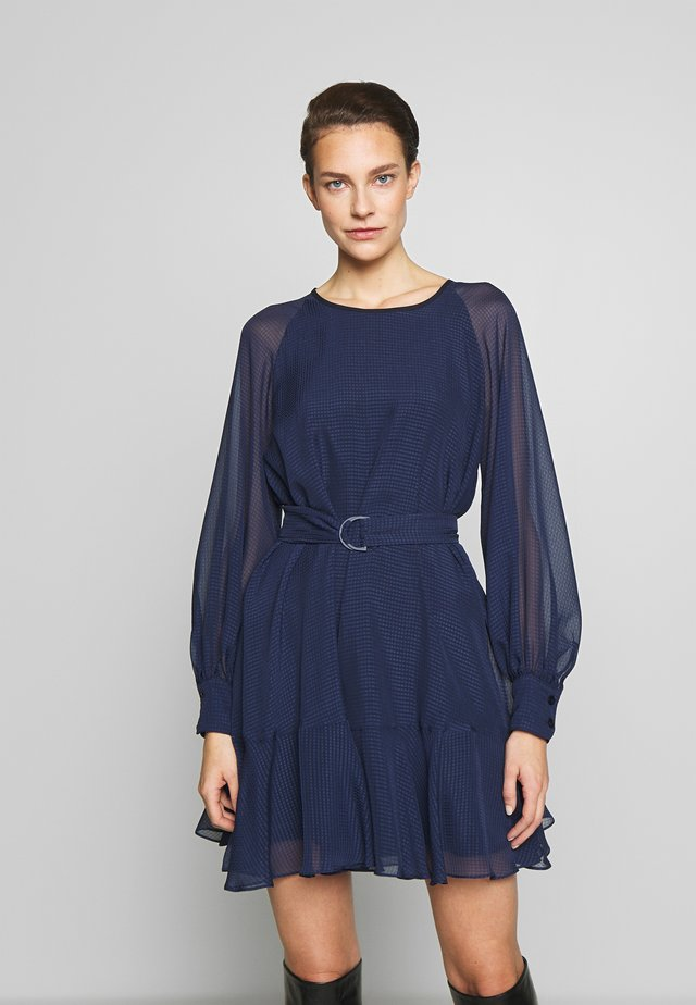 MANOLO - Sukienka koktajlowa - blau