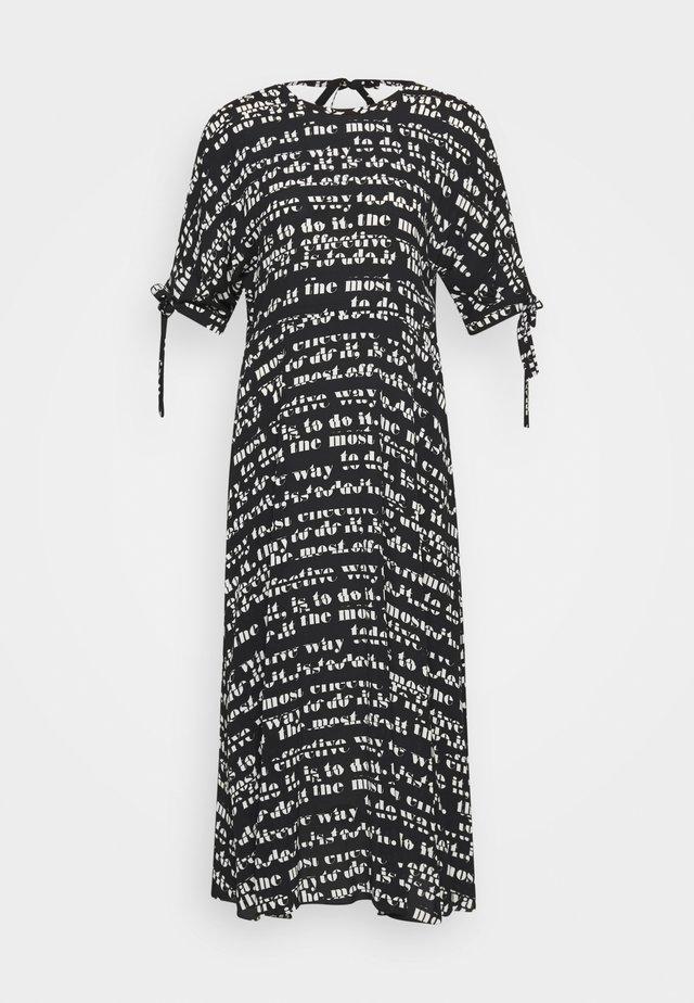 PUGNALE - Sukienka letnia - schwarz
