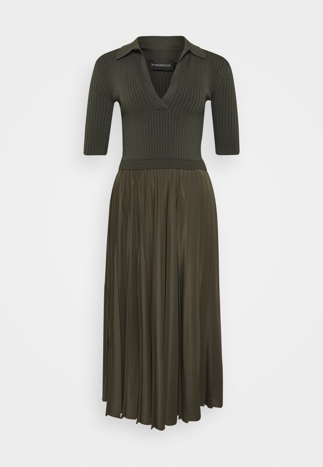 VINCI - Day dress - khaki