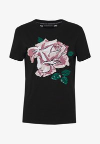 Sportmax Code - JESONE - Print T-shirt - schwarz - 5