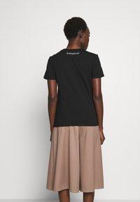 Sportmax Code - JESONE - Print T-shirt - schwarz - 2