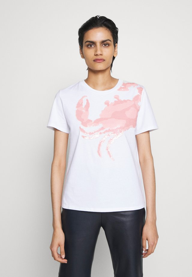 BETTY - T-shirts print - white