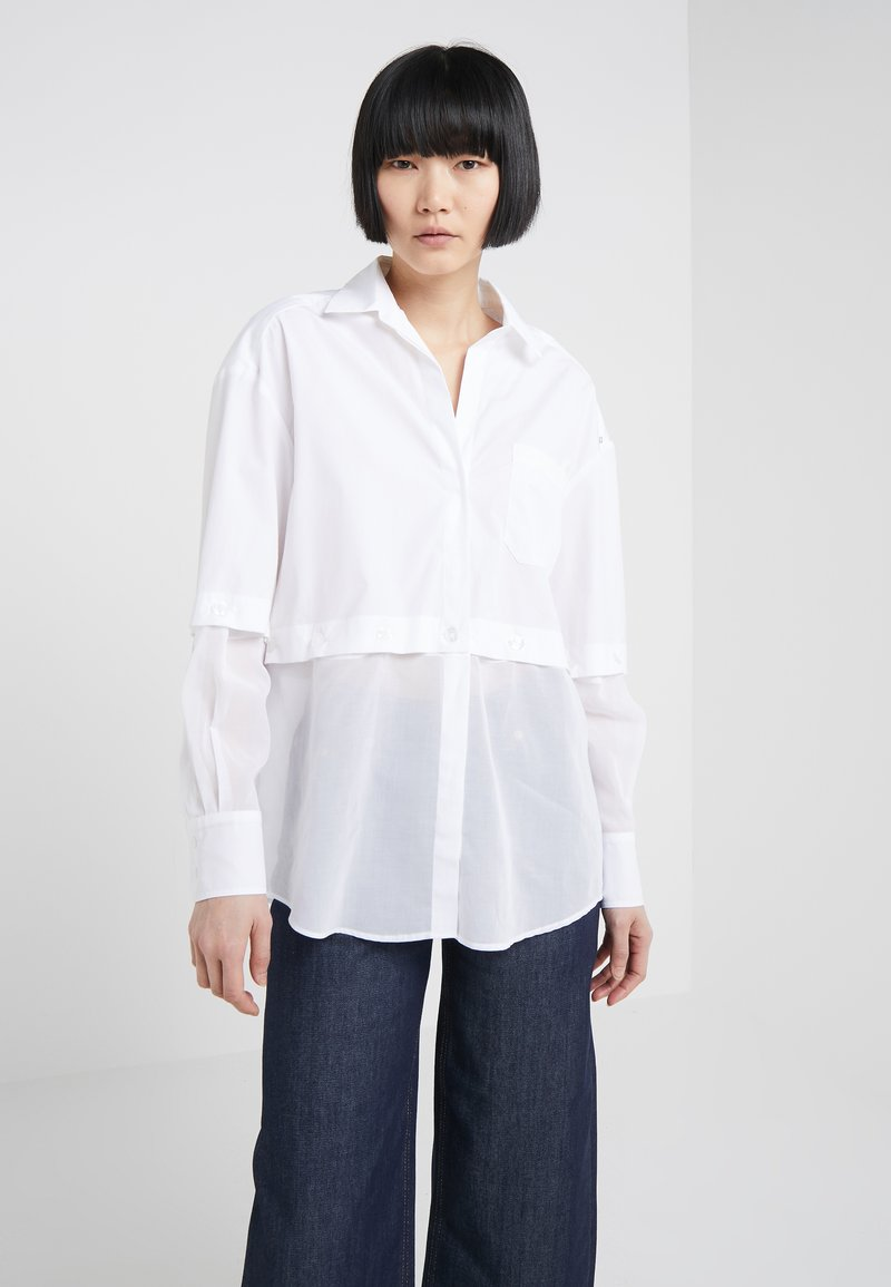 Sportmax Code - BATTAGE - Blouse - white