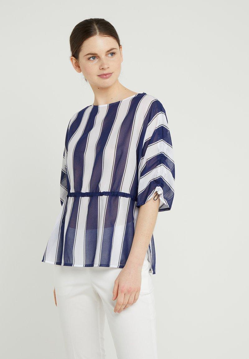 Sportmax Code - ASTORIA - Bluse - blau