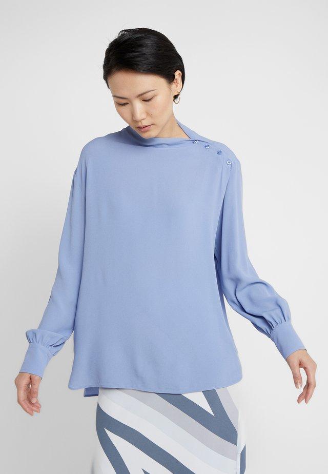 ALFEO - Bluse - azurblau