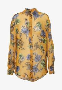 Sportmax Code - LYON - Button-down blouse - mandarine - 4