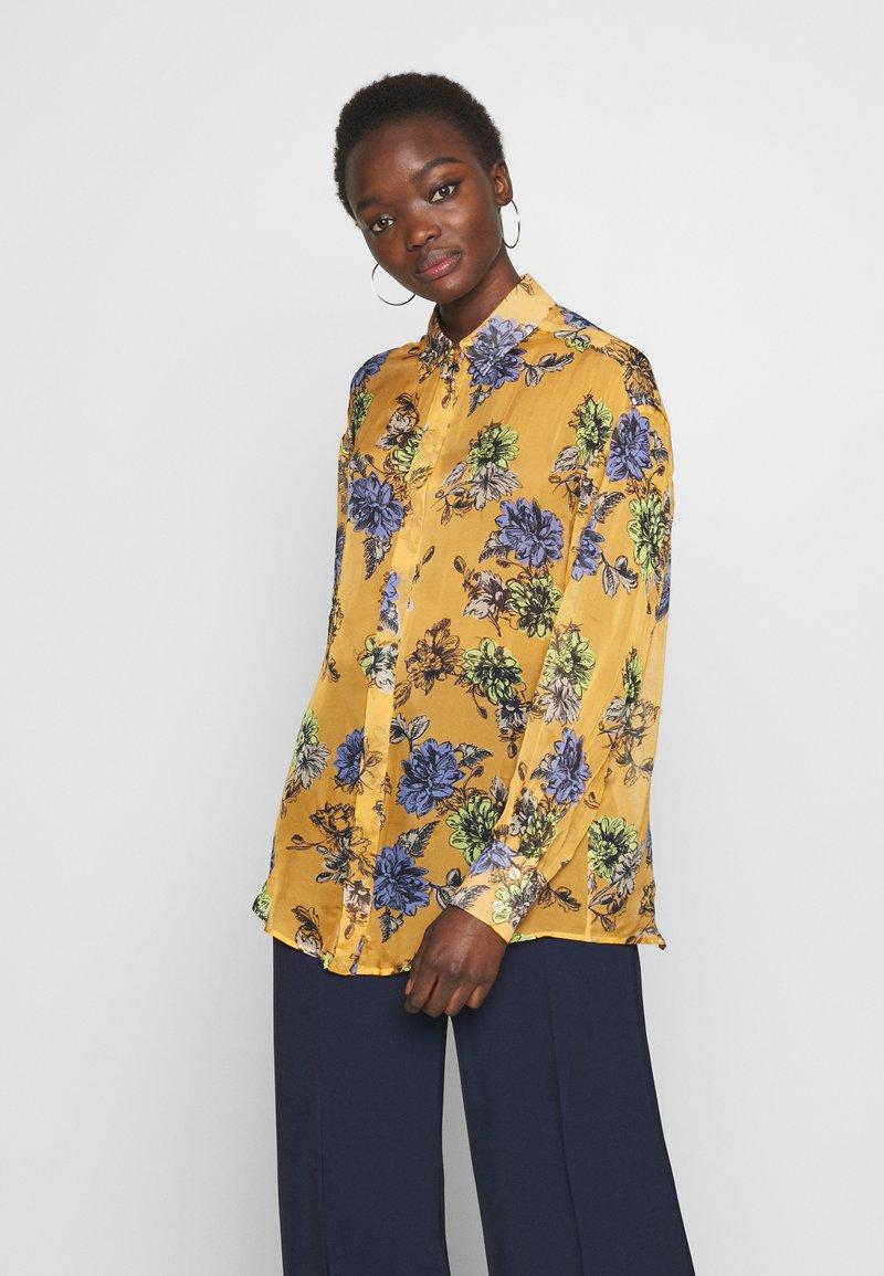 Sportmax Code - LYON - Button-down blouse - mandarine
