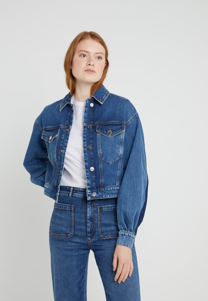 Sportmax Code - NINO - Veste en jean - nachtblau