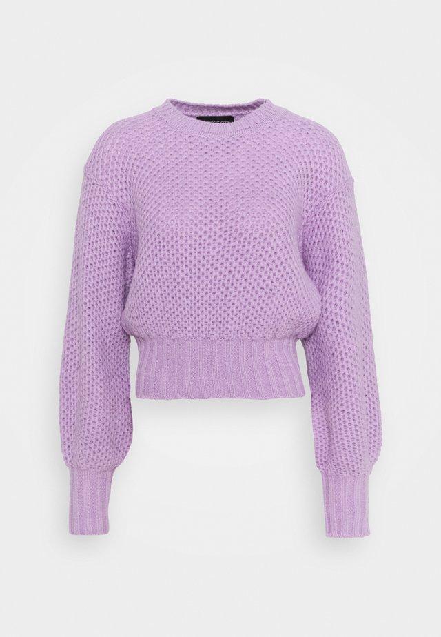 PEDINA - Sweter - lilac