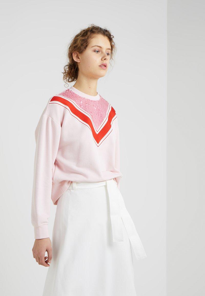 Sportmax Code - LINCE - Sweatshirt - rosa