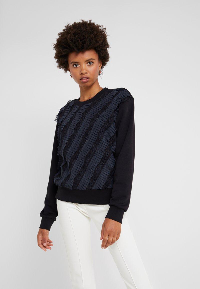 Sportmax Code - ORNATI - Sweatshirt - schwarz