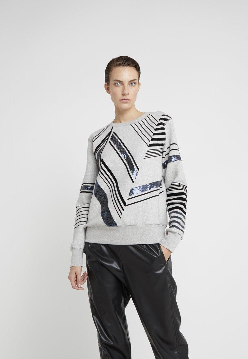 Sportmax Code - FIBRA - Sweatshirt - hellgrau