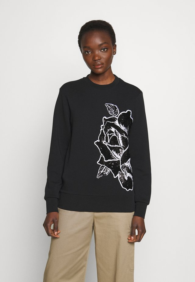 NINFE - Sweatshirt - schwarz