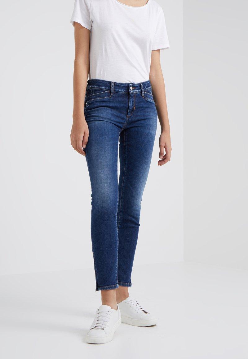 Sportmax Code - NABUCCO - Jeans Skinny Fit - nachtblau