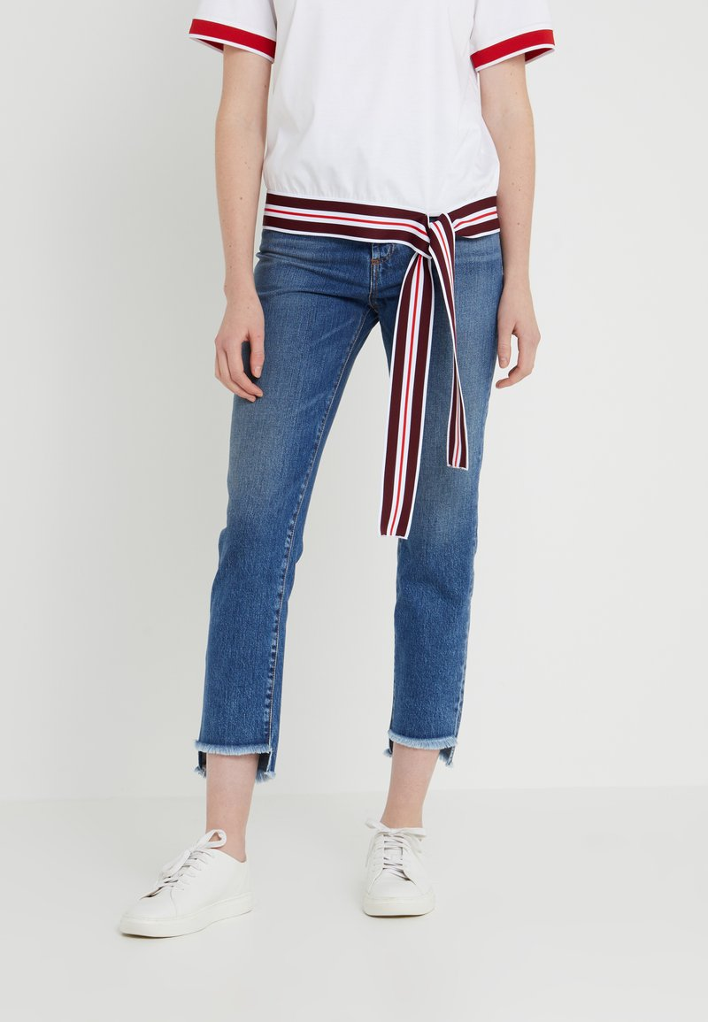Sportmax Code - LAZZARO - Relaxed fit jeans - nachtblau