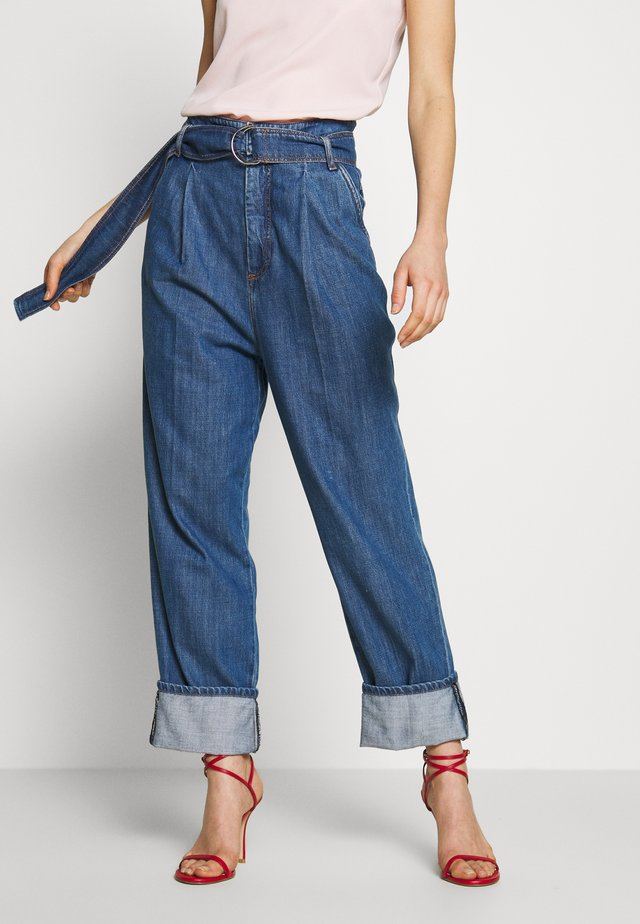 ENRICO - Jeans Relaxed Fit - blue denim