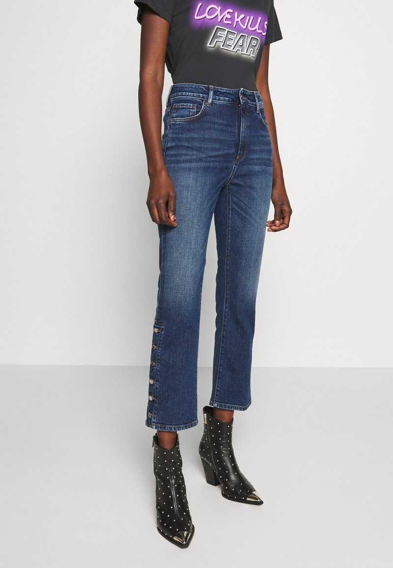 Sportmax Code - BETULLA - Flared Jeans - scurro used