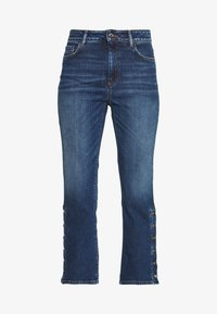 Sportmax Code - BETULLA - Flared Jeans - scurro used - 5