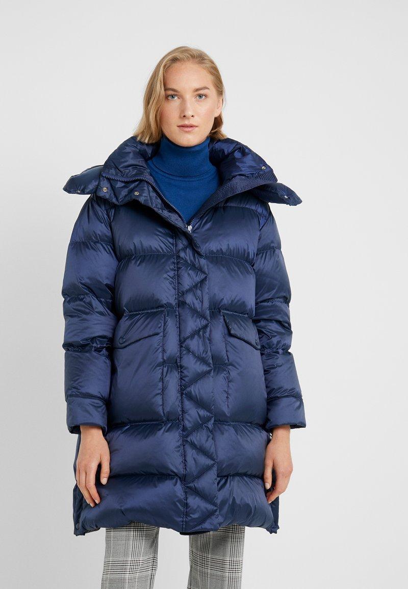 Sportmax Code - VANESIO - Down coat - dark blue