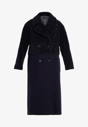 CABRAS - Classic coat - blau