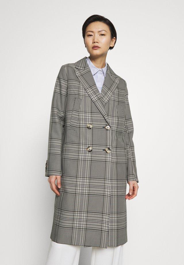 ROTONDO - Cappotto classico - grey/black